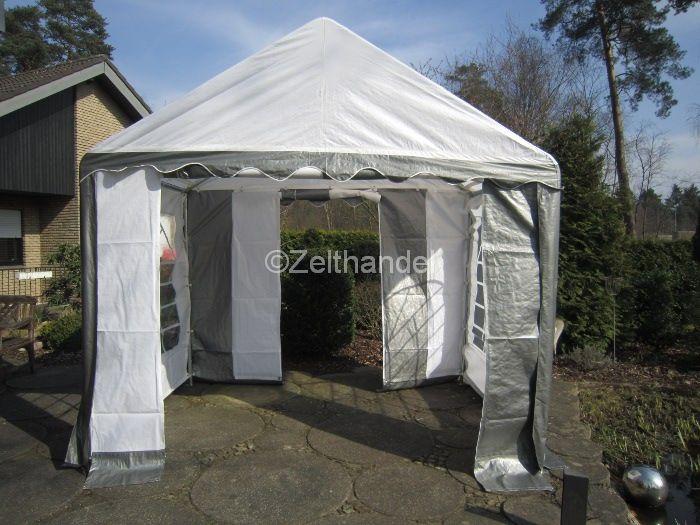 verkaufszelt marktstand 3x2m partyzelt pavillon gartenzelt 2x3m neu ebay. Black Bedroom Furniture Sets. Home Design Ideas