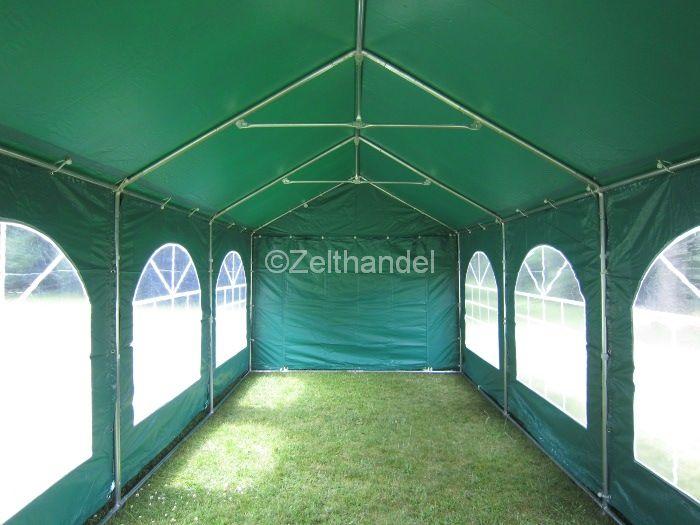 Zelt Ohne Fenster : Lagerzelt partyzelt zelt m pvc grün ohne fenster neu