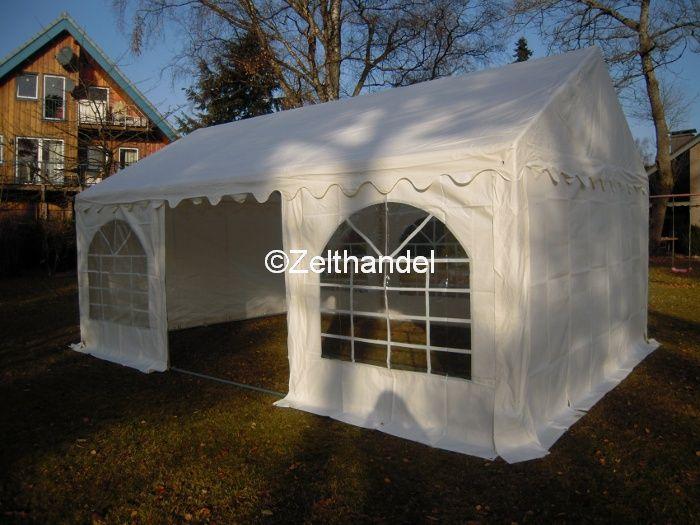 partyzelt 3x4 4x10m festzelt gartenzelt pavillon bierzelt. Black Bedroom Furniture Sets. Home Design Ideas