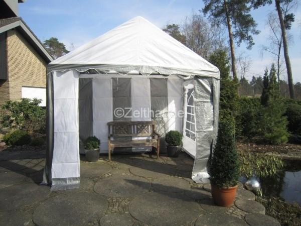 3x2 m Partyzelt-Pavillon mit wetterfester Plane