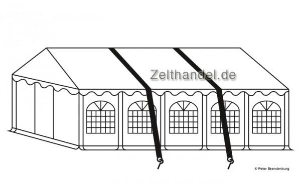 Zelt Sturmsicherungs-Set für festen Untergrund