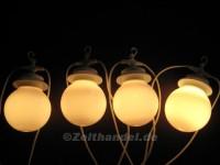 Zeltbeleuchtung 4-teilig