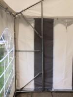 Giebelwand Verstärkung für Partyzelt und Lagerzelt