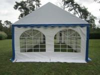 Giebelwand Fenster für 5m breite Zelte