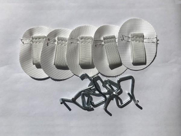 Befestigungshaken Dachschlapp