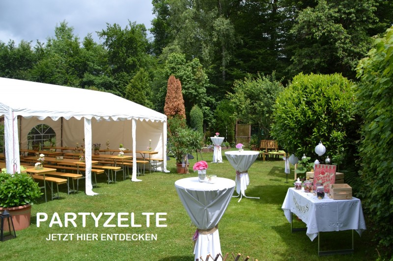 stabiles Partyzelt
