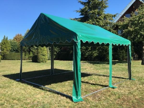 Dachplane PVC 3x4m grün